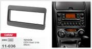Carav Переходная рамка Carav 11-036 Toyota Universal (Black), 1-DIN
