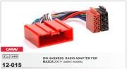 Переходник / адаптер ISO Carav 12-015 для Mazda 2001+