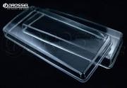 Полированные стекла для фар ВАЗ 2104 / 2105 / 2107
