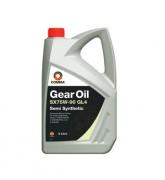 Полусинтетическое трансмиссионное масло Comma SX75w90 GEAR OIL GL4