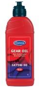 Полусинтетическое трансмиссионное масло Comma SX75w90 GEAR OIL GL5