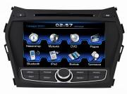 Штатная магнитола Road Rover для Hyundai Santa Fe 2013 (IX45)