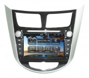 Road Rover Штатная магнитола Road Rover для Hyundai Accent 2011+ на базе OS Android