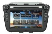 Штатная магнитола Road Rover для Kia Sorento 4 2013+ на базе OC Android