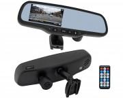 Зеркало заднего вида с монитором и видеорегистратором Incar TY-02 / HY-21 / VW-12