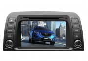 Штатная магнитола Phantom DVM-7558G iS для Mazda CX-5 2012+, Mazda 6 New 2013+