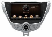Штатная магнитола Road Rover для Hyundai Elantra 2011+ I10