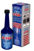 Чистящая присадка в бензин Comma Petrol D-TOX (400ml)