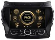Штатная магнитола EasyGo S310 для Hyundai Santa Fe (2012-), IX45