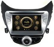 Штатная магнитола EasyGo S322 для Hyundai Elantra 2011
