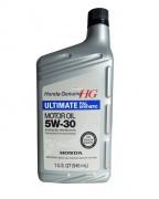 Оригинальное моторное масло Honda Ultimate 5W-30 (08798-9039)