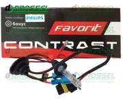 Ксеноновая лампа Contrast Favorit 35Вт для стандартных цоколей
