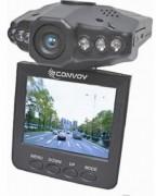 Автомобильный видеорегистратор Convoy DVR-03LED
