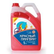 Жидкость для стеклоомывателя Verylube Red Penguin (Лето)