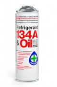 Газ-хладагент R-134a с маслом Xado (Хадо) Refrigeration Atomic Oil