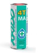 Моторное масло для мототехники Xado (Хадо) Atomic Oil 10W-40 4T MA SuperSynthetic