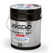 Универсальное минеральное масло Xado (Хадо) Atomic Oil 15W-40 CG-4/SJ Silver