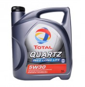 Моторное масло Total Quartz Ineo Long Life 5w-30