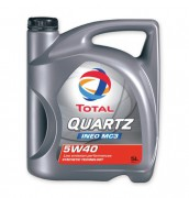 Моторное масло Total Quartz Ineo MC3 5w-40