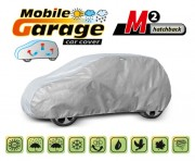 Тент для автомобиля Kegel Mobile Garage M2 Hatchback (серый цвет)