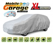Тент для автомобиля Kegel Mobile Garage XL Hatchback (серый цвет)