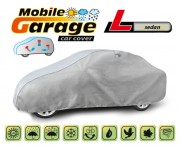 Тент для автомобиля Kegel Mobile Garage L Sedan (серый цвет)