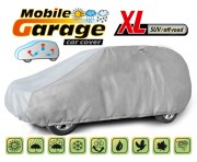 Тент для автомобиля Kegel Mobile Garage XL Suv / Off Road (серый цвет)