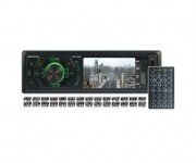 Shuttle Автомагнитола Shuttle SDU-3045 Black / Green