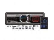Автомагнитола Shuttle SUD-350 Black-Grey / Green, Red