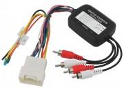 AMP-адаптер Incar TY-01 для подключения штатной акустики (Toyota, Lexus)