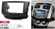 Переходная рамка Carav 11-454 Lifan X60 2011+, 2 DIN