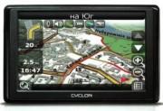 Автомобильный GPS-навигатор CYCLON ND-433