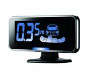 Парктроник Steelmate PTS400V4 для заднего бампера c LCD-дисплеем