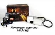 Michi Ксенон Michi 35Вт H3 (5000K, 6000К) Xenon
