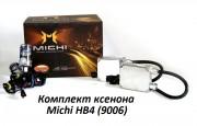 сенон Michi 35¬т HB4 (9006) 5000K, 6000 Xenon