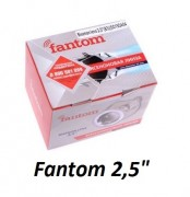 Би-ксеноновые линзы Fantom 2,5` (65мм)