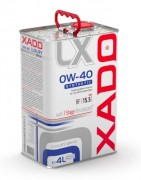 Моторное масло Xado (Хадо) Luxury Drive 0w-40 SN/CF