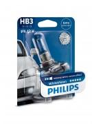 Лампа галогенная Philips WhiteVision PS 9005WHVB1 (HB3)