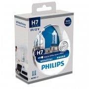 Комплект ламп Philips WhiteVision PS 12972WHVSM (H7)