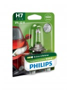 Лампа галогенная Philips LongLife EcoVision PS 12972LLECOB1 (H7)