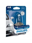 Лампа галогенная Philips WhiteVision PS 12342WHVB1 (H4)