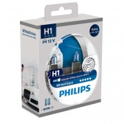 Комплект ламп Philips WhiteVision PS 12258WHVSM (H1)