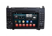 Штатная магнитола RedPower 18068 для Mercedes-Benz A, B класса, Vito, Viano, Sprinter / VW Crafter на базе OS Android 4.2.2