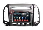 Штатная магнитола RedPower 21008 для Hyundai Santa Fe CM 2007-2012 на базе OS Android 4.4.2