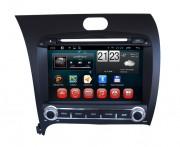 Штатная магнитола RedPower 18032 для Kia Cerato 2013+ на базе OS Android 4.2.2