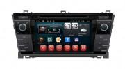 Штатная магнитола RedPower 18066 для Toyota Corolla E160 на базе OS Android 4.2.2