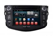 Штатная магнитола RedPower 21018 для Toyota Rav 4 2012 на базе OS Android 4.4.2