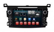 Штатная магнитола RedPower 21017 для Toyota Rav 4 2013+ на базе OS Android 4.4.2