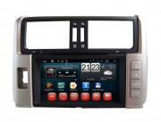 Штатная магнитола RedPower 21065B для Toyota Prado 150 2010+ Android 6.0.1 (Marshmallow)