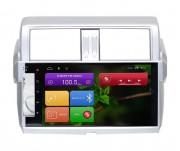 Штатная магнитола RedPower 21265B для Toyota LC Prado 150 2014+ Android 6.0.1 (Marshmallow)